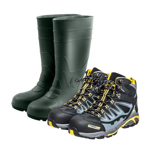 Zaštitna obuća i odjeća
