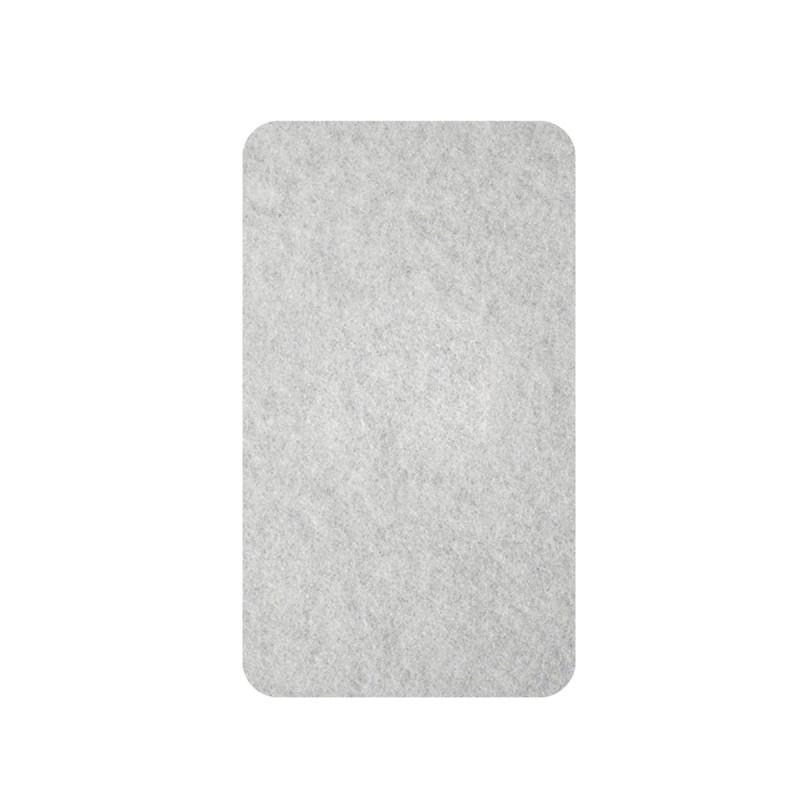 Samoljepljive podloške od filca, bijele 16 x 44 x 3mm