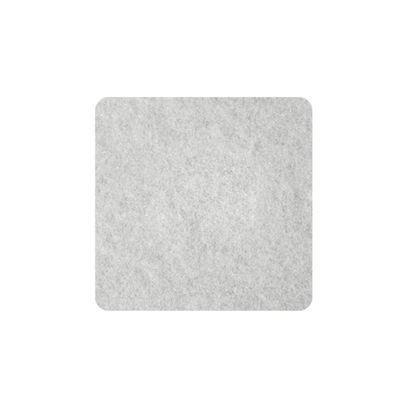 Samoljepljive podloške od filca, bijele 22 x 22 x 3mm