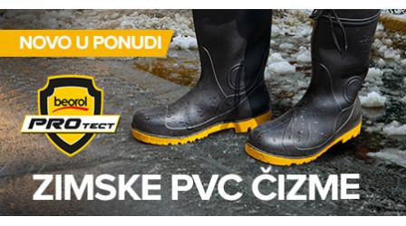 Zimske PVC čizme
