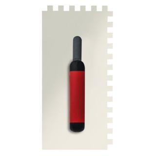 Gleterica Inox, profesional soft drška nazubljena 10x10mm