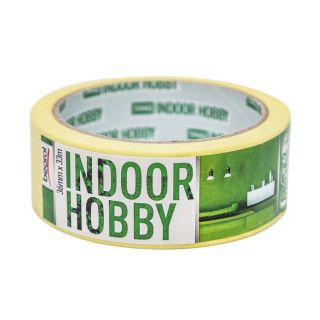 Krep traka Indoor Hobby 36mm x 33m, 60ᵒC