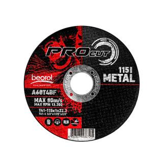 Rezna ploča za metal ø115x1mm