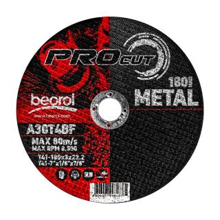 Rezna ploča za metal ø180x3mm