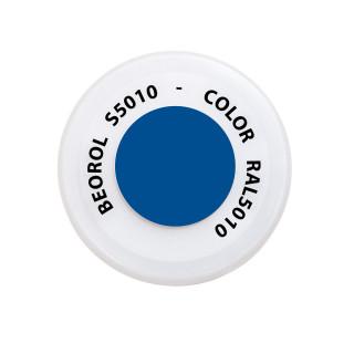 Sprej plava Genziana RAL5010