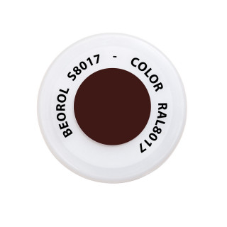 Sprej braon Cioccolata RAL8017