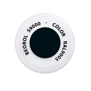 Sprej crni sjaj Nero Lucido RAL9005