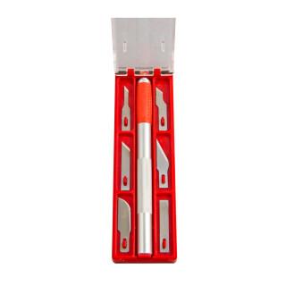 Skalpel za precizno siječenje - 6 nožića