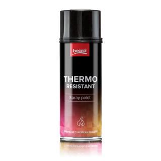 Sprej za visoke temperature crni Nero