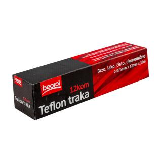 Teflon traka 12mm x 10m