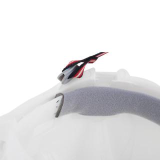 Zaštitni šlem, bijela boja