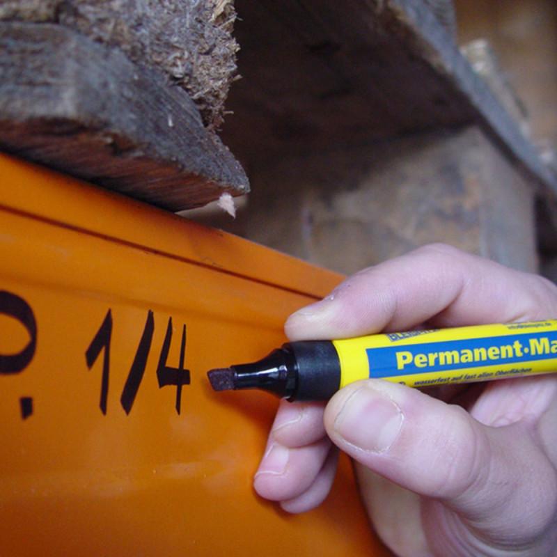Marker permanentni 1-5mm, crni