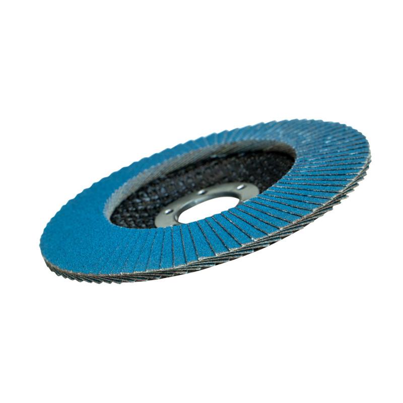 Brusni disk zirkon, ø115mm, granulacija 120
