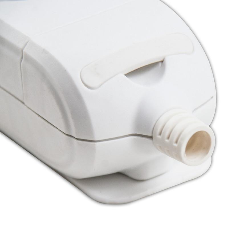 Petostruka prenosna priključnica sa uzemljenjem