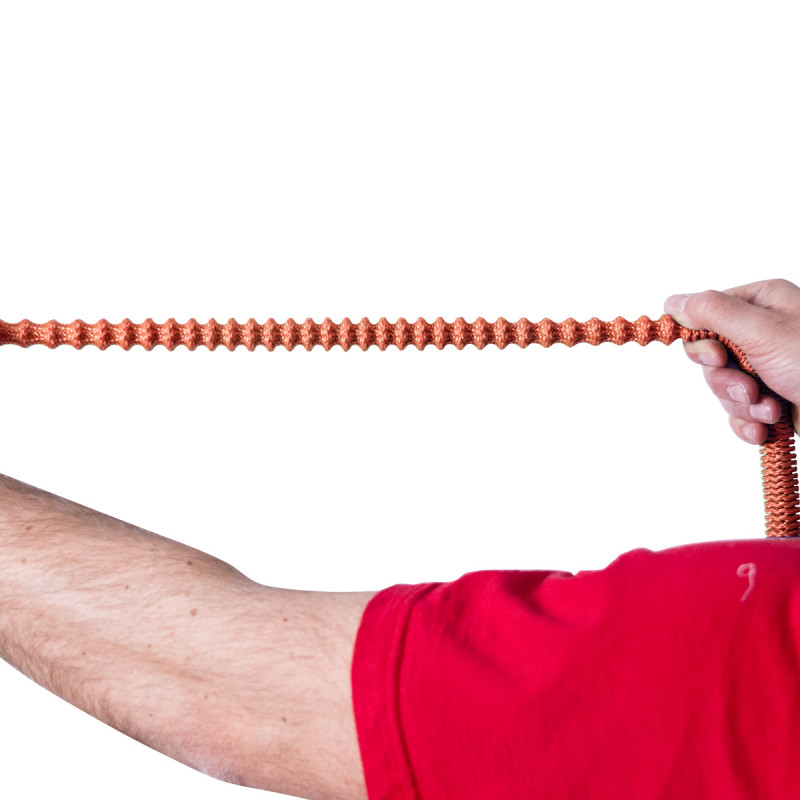 Baštensko rastegljivo crijevo 15m, crveno