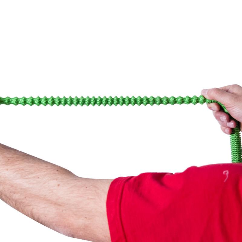 Baštensko rastegljivo crijevo 15m, zeleno