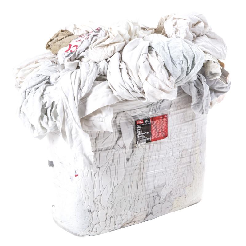 Krpe bijele - 10 kg