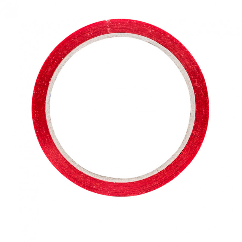 Kolor selotejp, 50mm x 50m, crveni