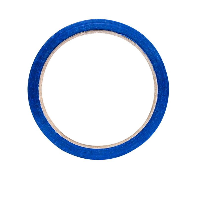 Kolor selotejp, 50mm x 50m, plavi