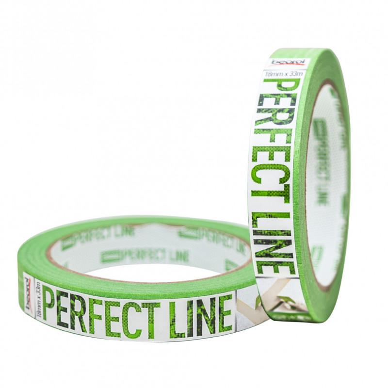 Krep traka Perfect line 18mm x 33m, 80ᵒC