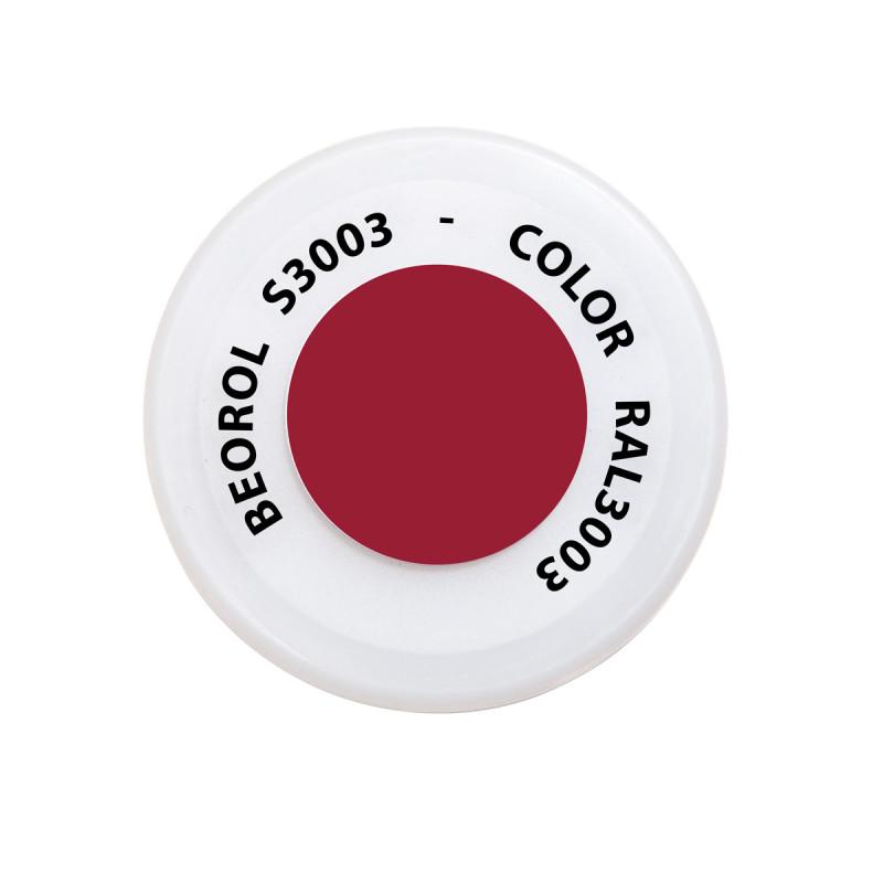 Sprej crvena Rubino RAL3003