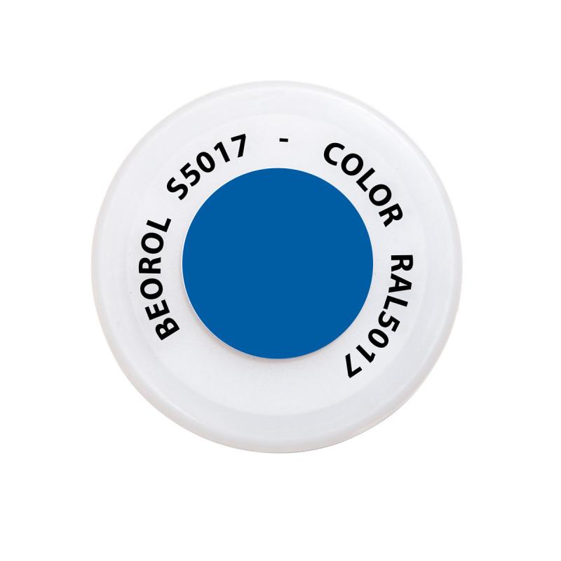 Sprej plava Traffico RAL5017