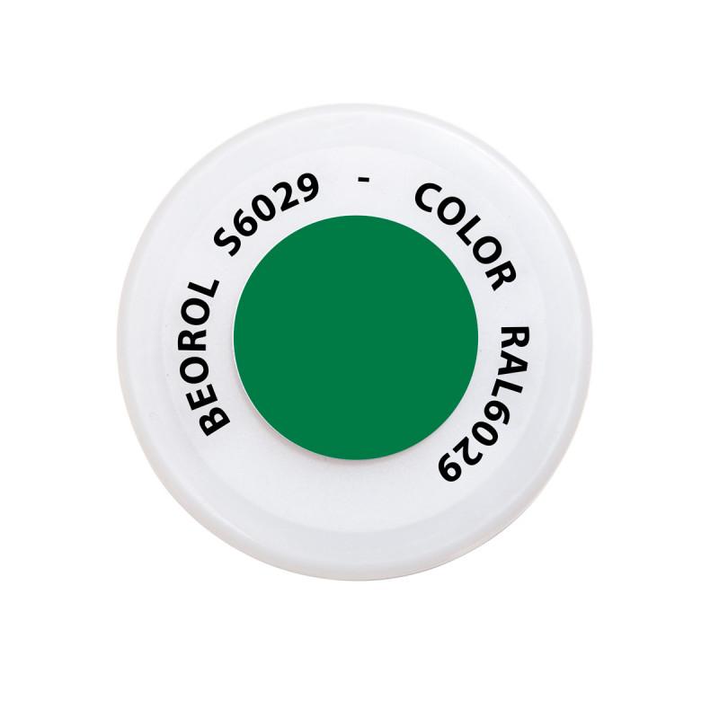 Sprej zelena Verde RAL6029
