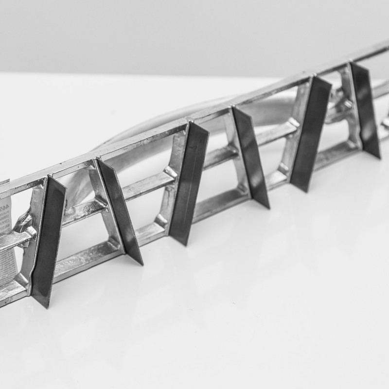 Strugač za malter 8 noževa 465x90mm