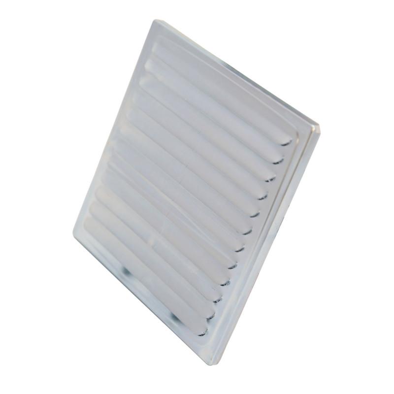 Ventilaciona rešetka pocinkovana ø100, 150x150mm bn